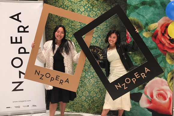 Open Days at NZ OPERA