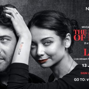 The Marriage of Figaro – LIVE!